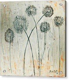 Dandies Acrylic Print by Ben Potter