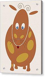 Dangerous Animal Acrylic Print by Frank Tschakert