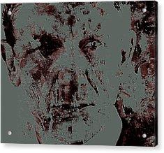 Daniel Craig 4f Acrylic Print by Brian Reaves