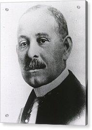 Daniel H. Williams 1856-1931 Acrylic Print by Everett