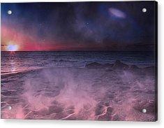 Danight Storm Acrylic Print