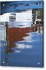 Danish Fisherman Acrylic Print by Wedigo Ferchland