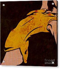 Danse I Acrylic Print by Sandra Hoefer