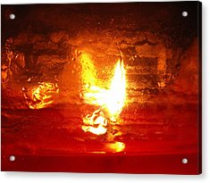 Dante's Inferno Photos Twenty Five Acrylic Print