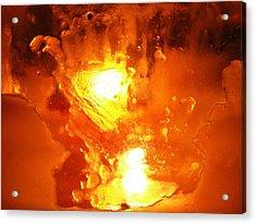 Dante's Inferno Photos Twenty Three Acrylic Print