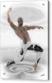 Danza Del Fauno Acrylic Print