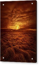 Acrylic Print featuring the photograph Dare I Hope by Phil Koch