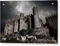 Dark Castle Acrylic Print