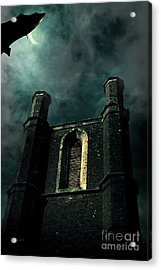 Dark Castle Acrylic Print by Jorgo Photography - Wall Art Gallery