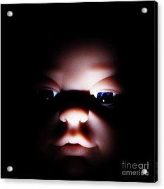 Dark Innocence Acrylic Print by Lewis Bonner
