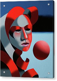 Dark Matter 6 Acrylic Print by Mark Webster