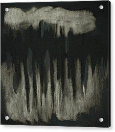 Dark Showers Acrylic Print by Liz Maxfield