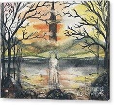 Dark Tower Acrylic Print