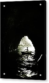 Darkest Waters Acrylic Print