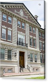Dartmouth College Mcnutt Building Acrylic Print by Edward Fielding