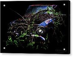 Datsun Treehouse Acrylic Print