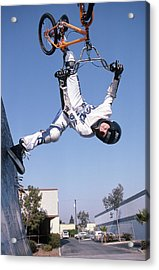 Dave Voelker 1986 Acrylic Print