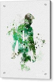 David De Gea Acrylic Print