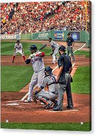 David Ortiz - Boston Red Sox  Acrylic Print