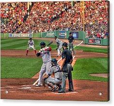David Ortiz - Bostonn Red Sox Acrylic Print