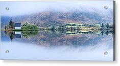 Dawn At Gougane Barra Acrylic Print