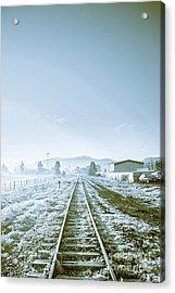 Dawn Line Acrylic Print