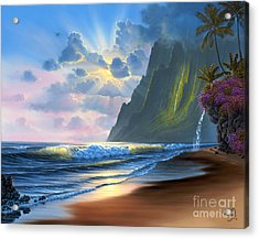 Dawn Of A New Day Acrylic Print