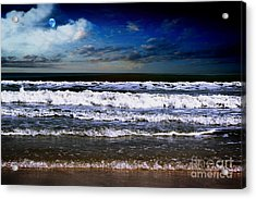 Dawn Of A New Day Seascape C2 Acrylic Print