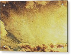 Dawn Of A New Day Texture Acrylic Print