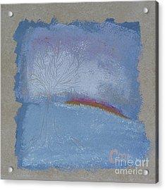 Dawn Of Winter Acrylic Print