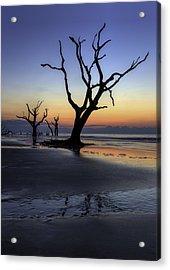Dawn On Bull Island Acrylic Print