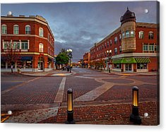 Dawn On Park Street Acrylic Print