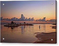 Dawn Reflection Acrylic Print