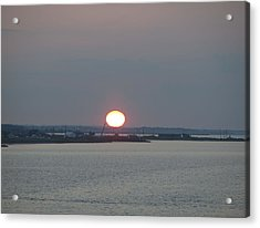 Acrylic Print featuring the photograph Dawn by  Newwwman