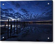 Dawns Early Light Acrylic Print by John Vose