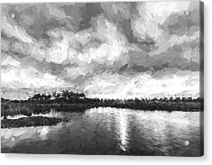Day Beginning IIi Acrylic Print by Jon Glaser