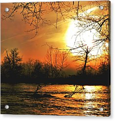 Day Break Acrylic Print