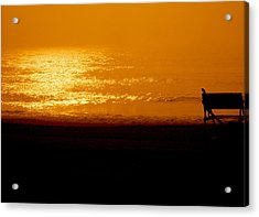 Day Break Acrylic Print by Joe  Burns