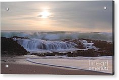 Day Break Paradise Acrylic Print