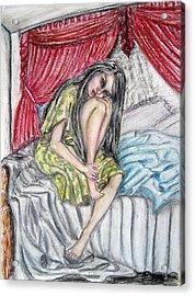 Day Dreamer Acrylic Print by Yelena Rubin