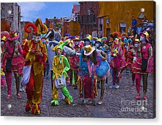 Day Of The Crazies 2013 Acrylic Print