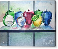 Day Of The Teacher No. 2 Acrylic Print