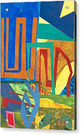 Day Tripper Acrylic Print by Jerry Hanks