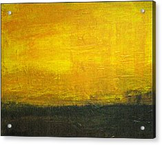 Daybreak Acrylic Print by Scott Haley