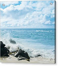 Acrylic Print featuring the photograph Daydream by Sharon Mau