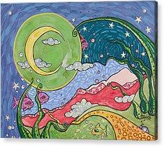 Daydreaming Acrylic Print