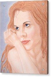Daydreams Acrylic Print by Nicole I Hamilton