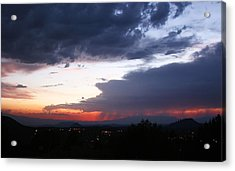 Day's End Acrylic Print