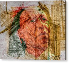 Days Past Acrylic Print by Randy Steele