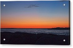 Acrylic Print featuring the photograph Days Pre Dawn by  Newwwman